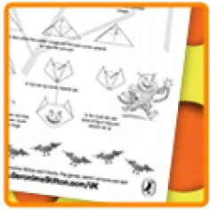 Spooky Origami