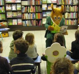Στο βιβλιοπωλείο Ιανός της Αθήνας