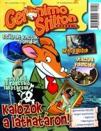 Geronimo Stilton Magazin - 2012. szeptember / 6. szám
