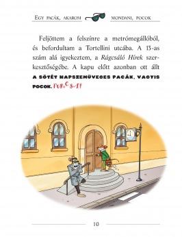 Nulla Nulla Ká ügynök – Mulatságos történetek