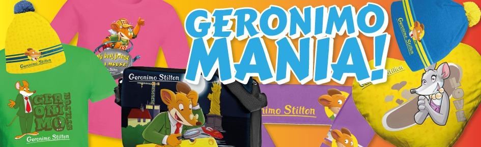 Geronimo Mania