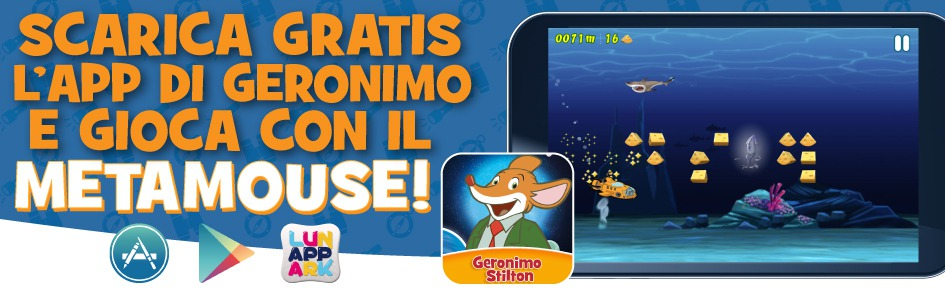 App Geronimo Stilton