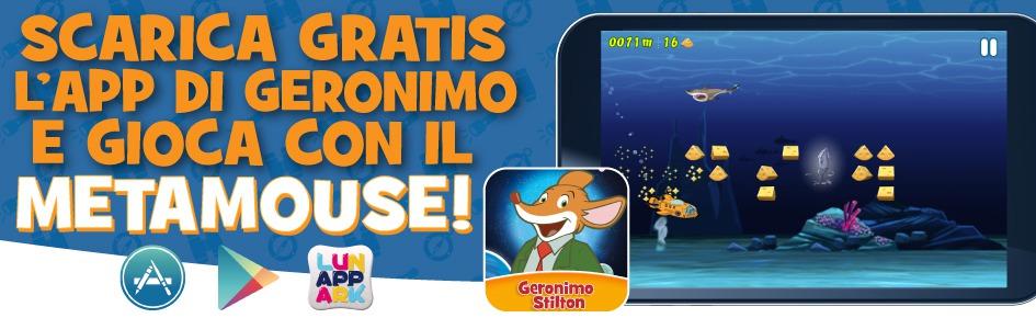 App Geronimo Stilton
