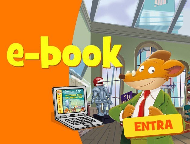 e-book Geronimo Stilton
