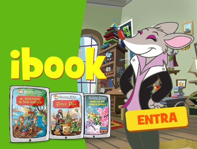 ibook Geronimo Stilton