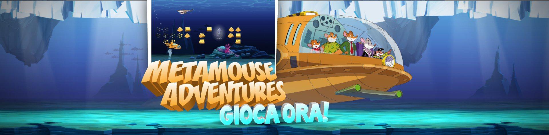 Gioca con Metamouse Adventures