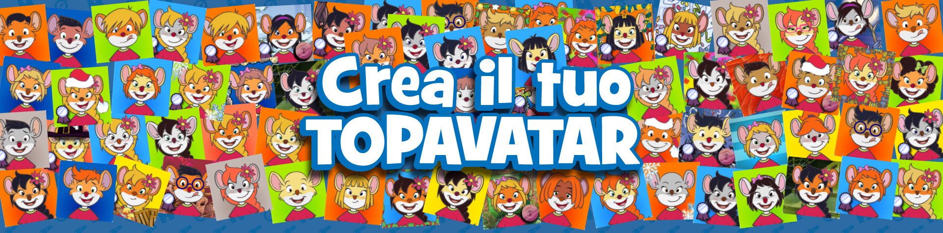 Crea il tuo topavatar ispirato all'estate
