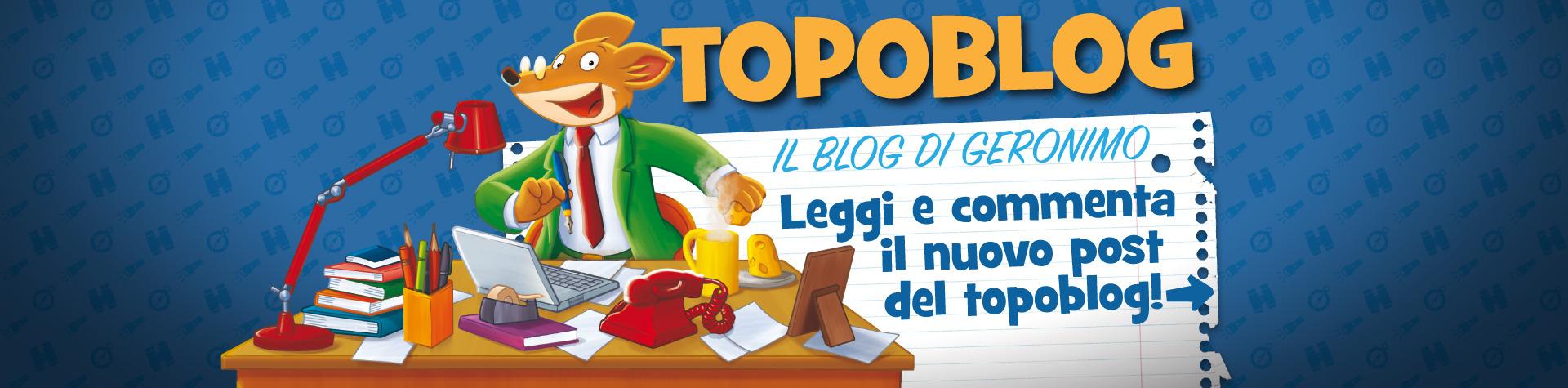 Leggi e commenta il nuovo post del topoblog