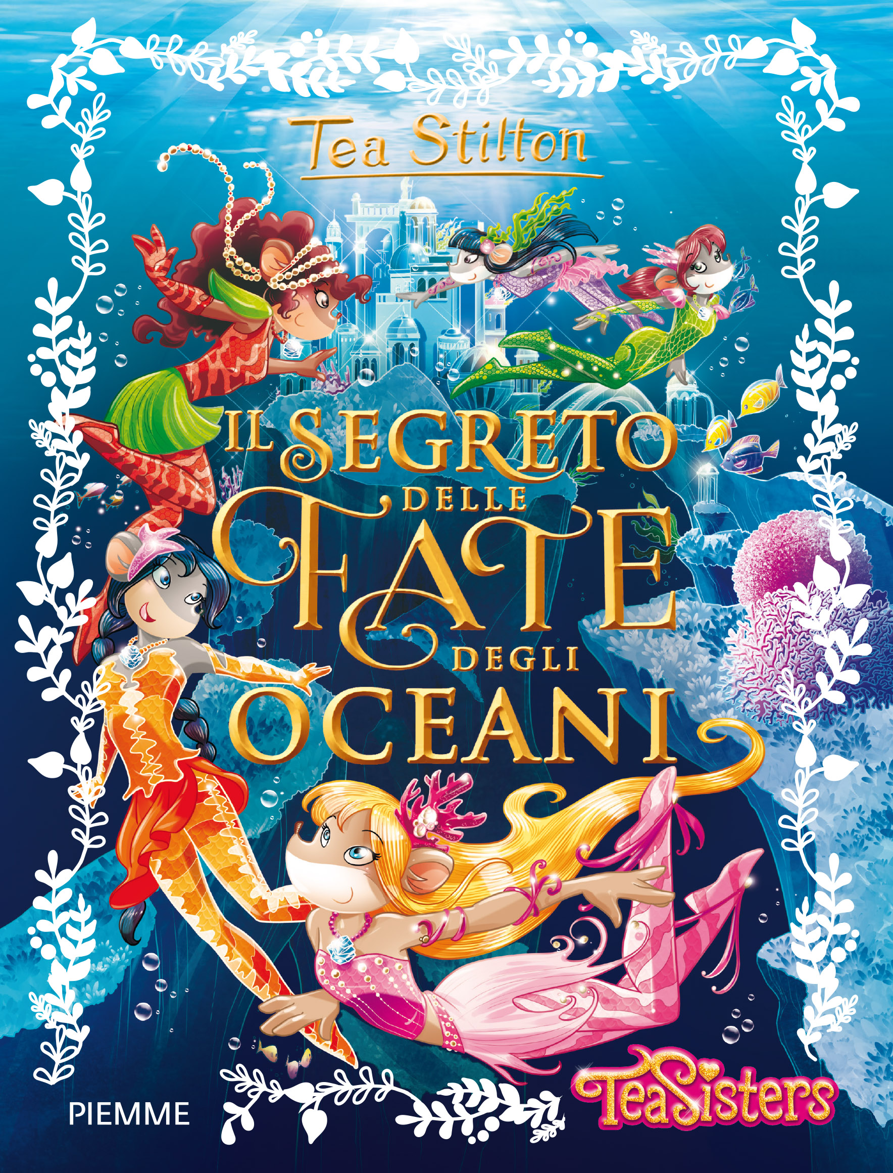 Grandi Libri Il Segreto Delle Fate Degli Oceani