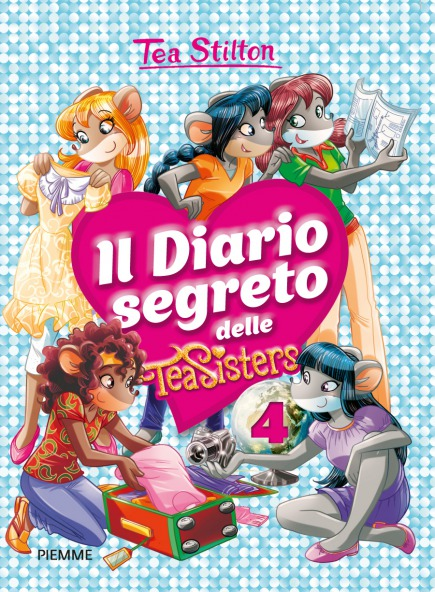 Il diario segreto delle Tea Sisters 4