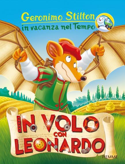 In volo con Leonardo