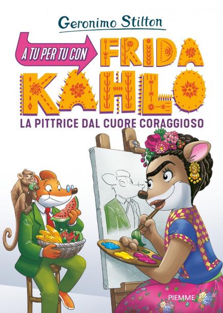 A tu per tu con Frida Kahlo