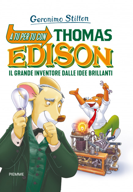 A tu per tu con Thomas Edison