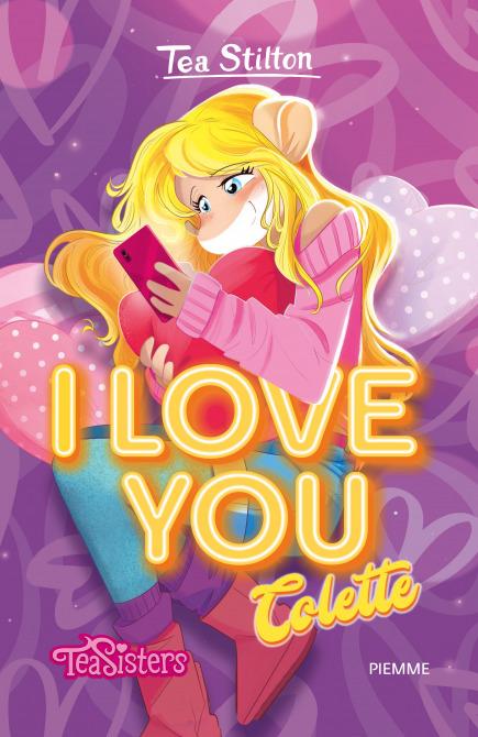 I love you Colette