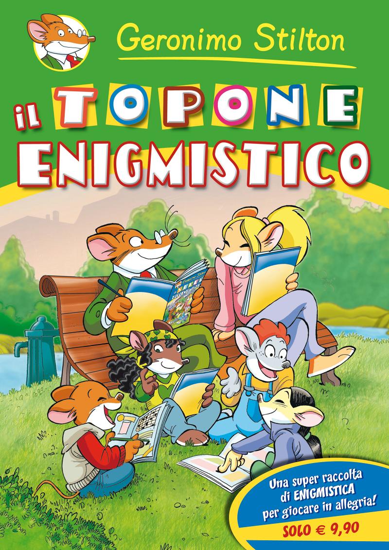 giochi e activity il topone enigmistico geronimo stilton On cruciverba geronimo stilton
