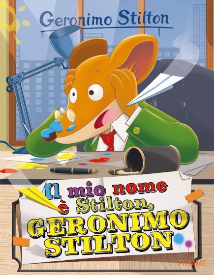 Il mio nome è Stilton, Geronimo Stilton