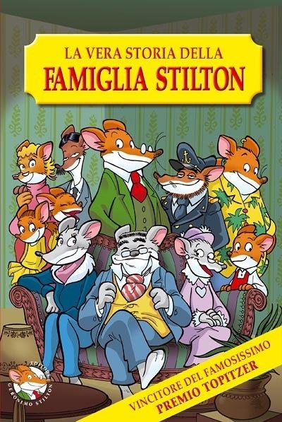 La vera storia della Famiglia Stilton
