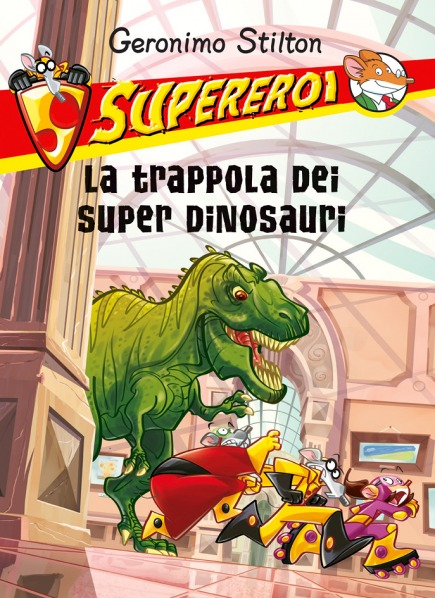 La trappola dei super dinosauri