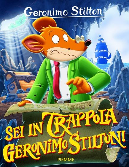 Sei in trappola  Geronimo Stilton!