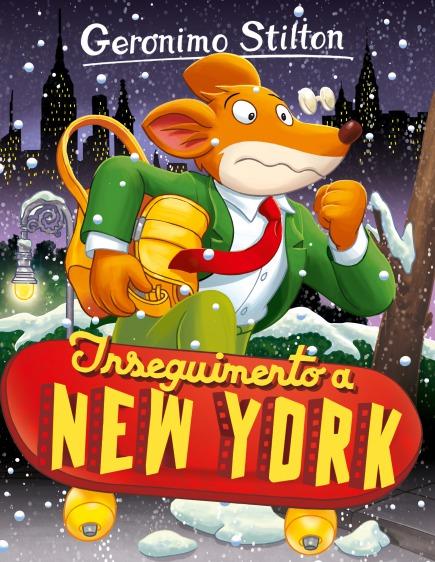 Inseguimento a New York