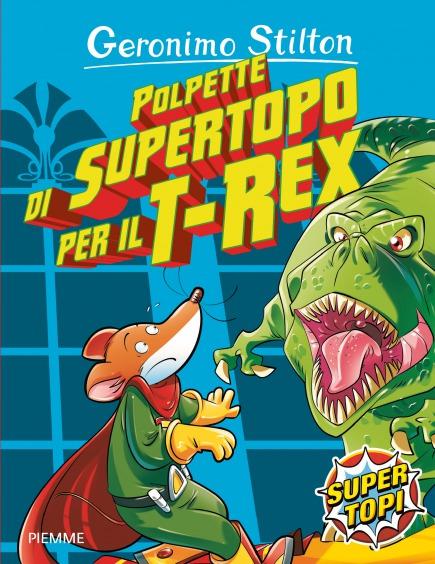 Polpette di supertopo per il T-Rex