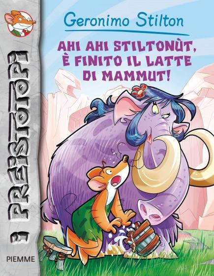 Ahi ahi Stiltonut, è finito il latte di mammut!