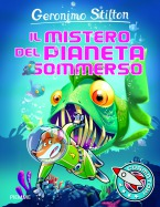 Il mistero del pianeta sommerso