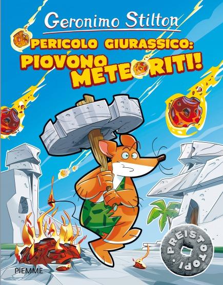 Pericolo giurassico: piovono meteoriti!