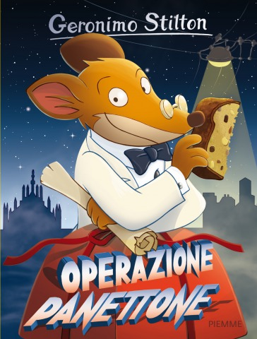 Geronimo Stilton in Pelliccia e Baffi in