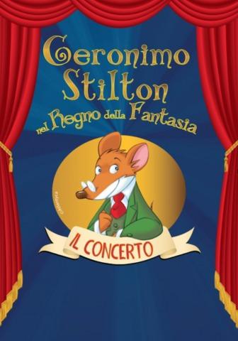 Geronimo Stilton nel Regno della Fantasia: il concerto