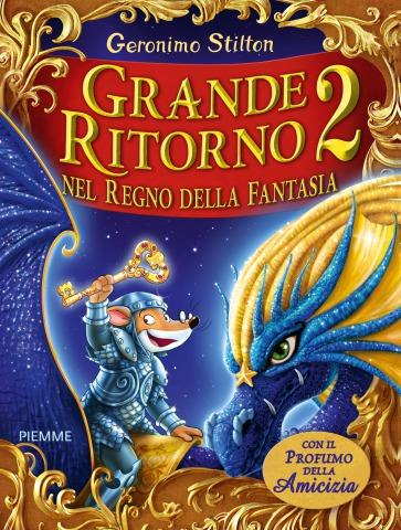 Geronimo Stilton in Pelliccia e Baffi a Formia