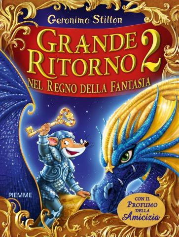 Geronimo Stilton in Pelliccia e Baffi al Salone Internazionale del Libro di Torino