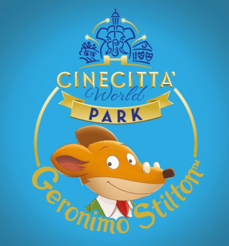 Geronimo Stilton in Pelliccia e Baffi a Cinecittà World