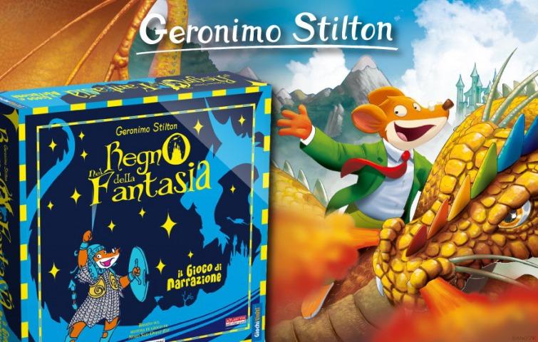 Vieni a provare il nuovo gioco ispirato al Regno della Fantasia!