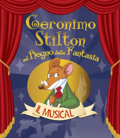 Geronimo Stilton nel Regno della Fantasia - Il Musical a Ancona