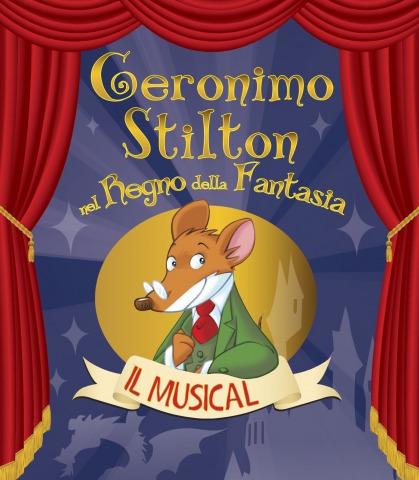 Il musical Geronimo Stilton nel Regno della Fantasia in scena a Milano!