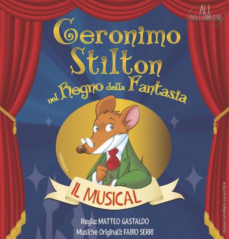 Geronimo Stilton nel Regno della Fantasia - Il Musical a Udine