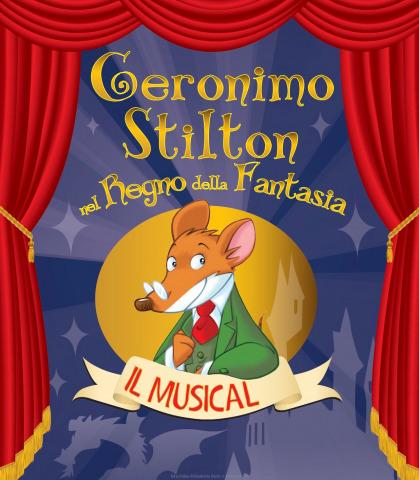 Geronimo Stilton nel Regno della Fantasia - Il Musical a Reggio Emilia
