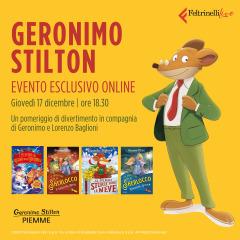 Un pomeriggio di divertimento con Geronimo Stilton