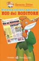 Geronimo Stilton incontra i suoi lettori e spiega le regole per diventare giornalisti coi baffi!