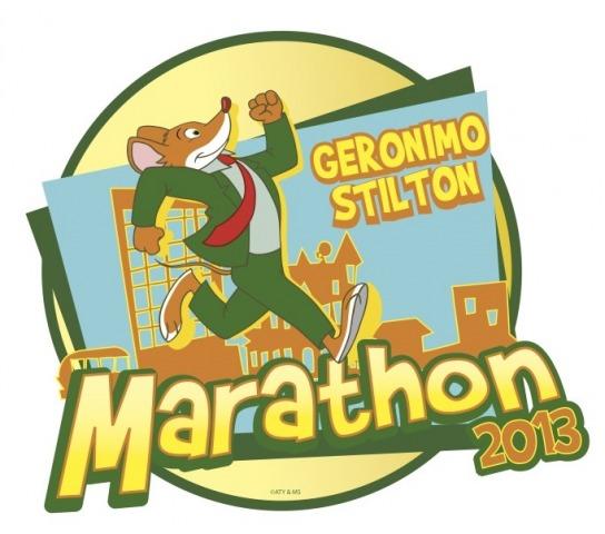 Geronimo Stilton Marathon, a Lucca!