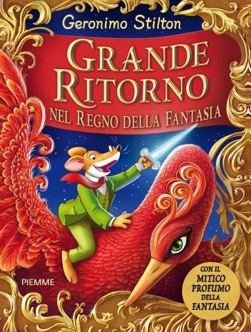 Geronimo e Tea Stilton a Reggio Emilia