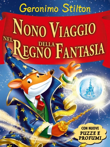 GERONIMO STILTON A VERBANIA