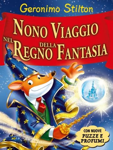 Geronimo e Tea in Pelliccia e Baffi al Salone del Libro di Torino!