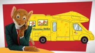 Il camper color formaggio è in arrivo a Peschiera Borromeo!