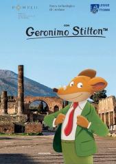 """GERONIMO STILTON presenta la guida e le mappe per ragazzi del SITO UNESCO 829 """"AREE ARCHEOLOGICHE DI POMPEI, ERCOLANO E TORRE ANNUNZIATA"""""""