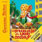 Audiobook - Lo strano caso del ladro di cioccolato