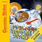 Audiobook - SOS. C'è un topo nello spazio