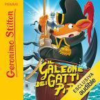 Audiobook - Il galeone dei gatti pirati