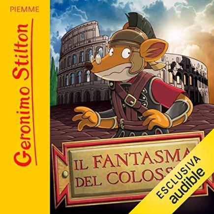 Audiobook - Il fantasma del Colosseo